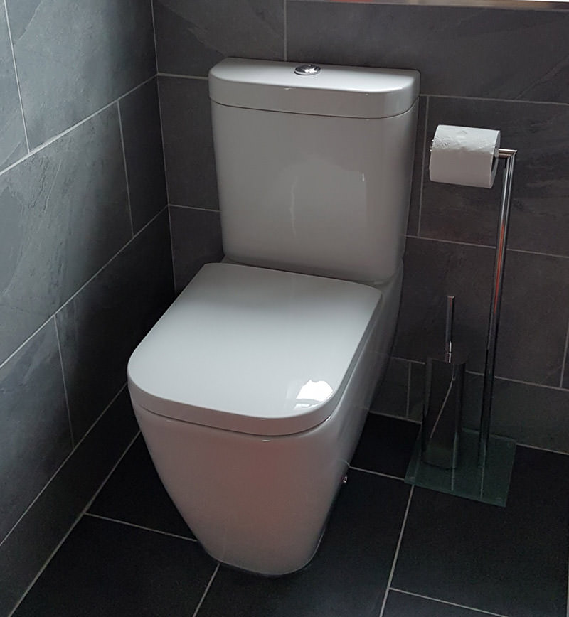 Duravit Happy D2 365 x 630mm Close Coupled WC With Dual
