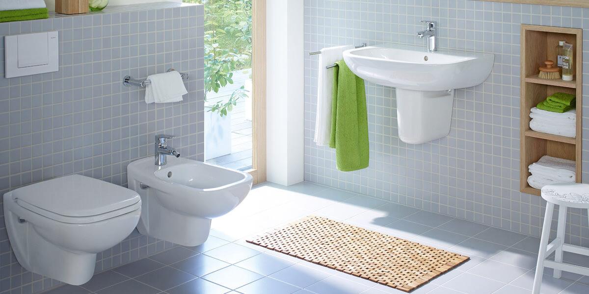 Duravit D Code Bathrooms  QS Supplies