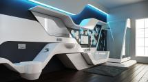 Futuristic Bathroom Suite & Kitchen Sinks Qs Supplies