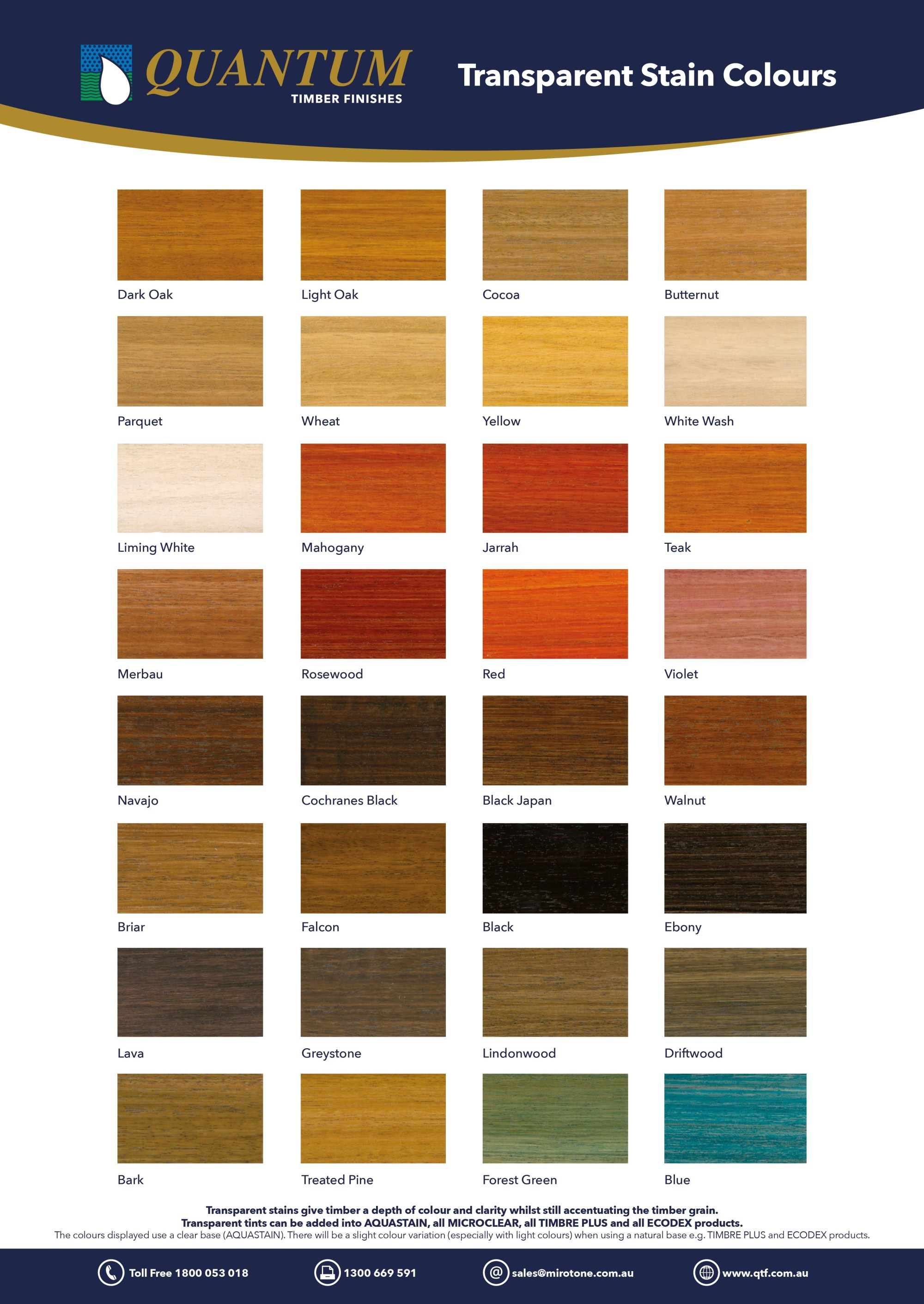 hight resolution of these colour charts are as close as possible to the actual colour however viewing on a screen can greatly change the appearance of a colour