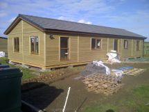 Colorado Log Cabin Modular Homes