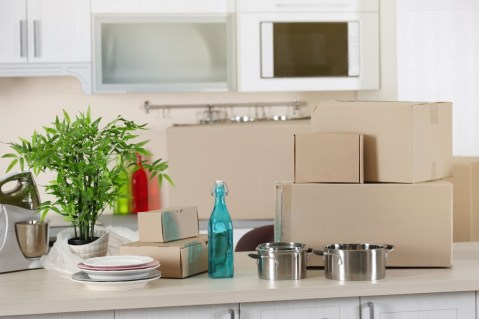 HOW TO PACK YOUR KITCHEN: DISHES, BREAKABLES, AND OTHER MISC