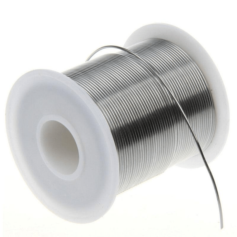 How to carry soldering with solder wire tin lead professionally?
