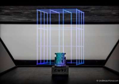 Holograms on Real Objects