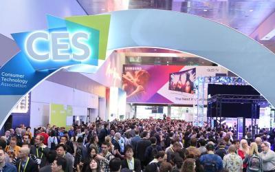 Grande Accoglienza per QuVi al CES di Las Vegas!