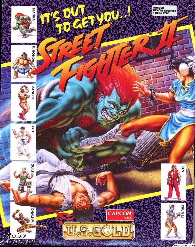 """Quando E. Honda di Street Fighter mi diceva """"Non sai fare meglio di così?"""""""