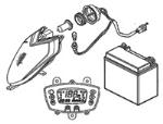 Kymco KXR 250 Ersatzteile