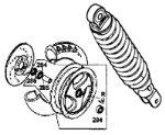 CPI Aragon GP 125 Ersatzteile