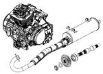 Yamaha YFM 660 Raptor 5LPS Ersatzteile