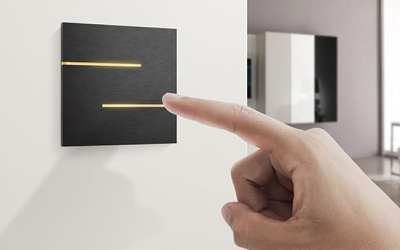 CJC Systems introduces a touch-sensitive range of light switches