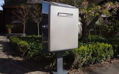 Quad Industries supports development and launch of smart letterbox in Belgium