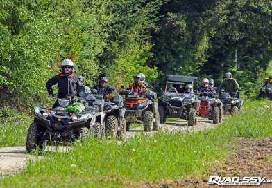 Reportage 1re Rando Quad-SSV.com / GTR Days