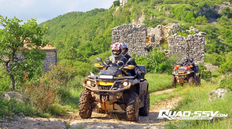 Rando / La Haute-Provence, plus loin !
