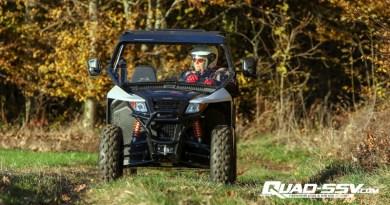 ESSAI / Textron Wildcat Trail 700 XT