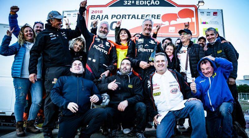 Le team Polaris Xtremeplus remporte la Coupe du monde Cross-Country FIA