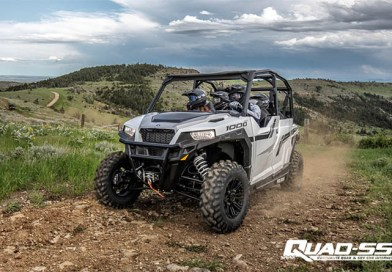 2000 € d'avantages sur le Polaris General 4 places