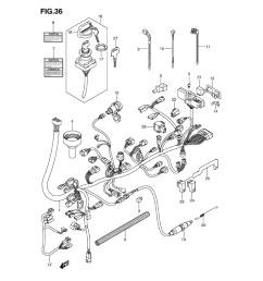 wiring harness motor anbauteile lta 750 kingquad mit eps 2009 2010 mit servolenkung ersatzteile suzuki lta 750 king quad ersatzteile suzuki  [ 2500 x 2000 Pixel ]