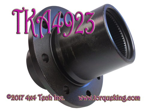 small resolution of tka4923 torque king 1995 1997 f250 f350 4x4 front hub is a new front wheel hub with timken bearing cups for 1995 1997 ford f250 dana 50ifs and 1995 1997