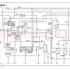Kazuma 49cc Quad Wiring Diagram Auto Symbols 110 Atv Jaguar 500cc Schema Diagramwiring 110cc