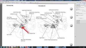 2004 Honda Foreman 450  Wiring  Plug  Honda ATV Forum  QUADCRAZY