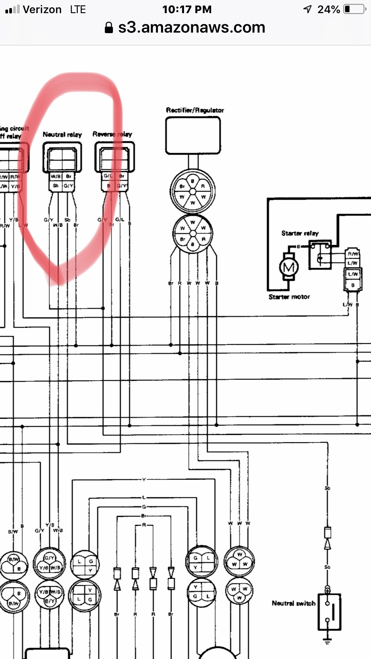 Yamaha 350 Grizzley Atv Wiring Diagram / How To Wiring