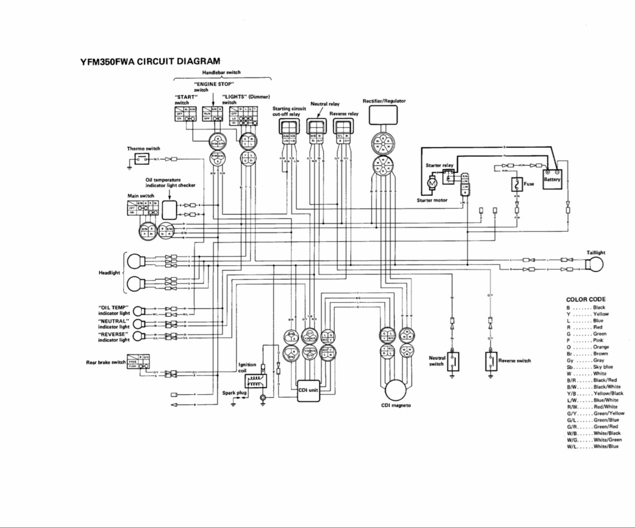 Ice Bear Scooter Wiring Diagram Database