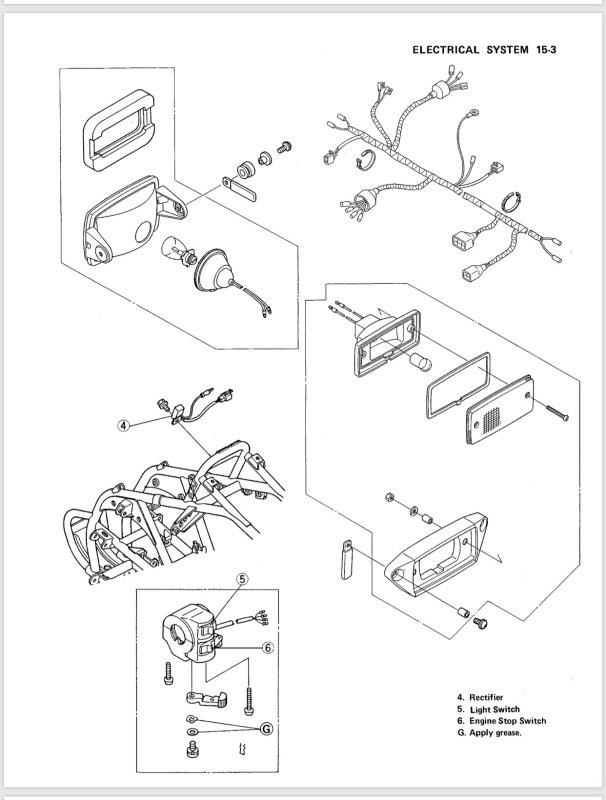 [DIAGRAM] Kawasaki Mojave Ksf Wiring Diagram FULL Version