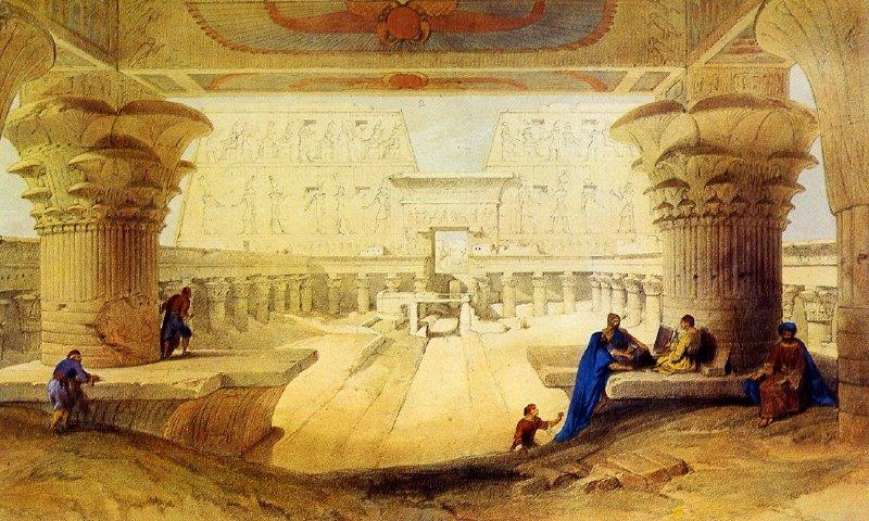 DOCUMENTOS TIPOLOGIAS ARQUITECTONICAS EN EGIPTO