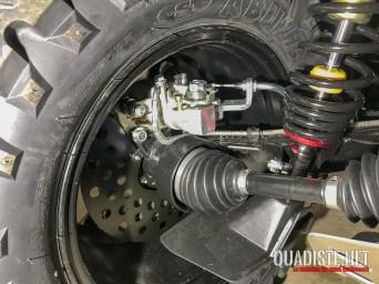 Systàme de freinage optimisé