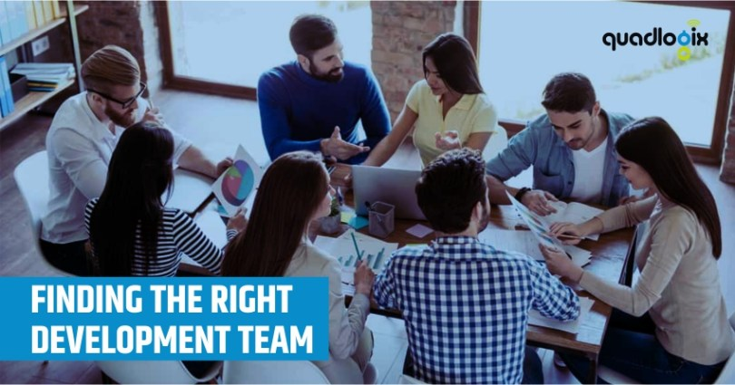 Finding the Right Development Team