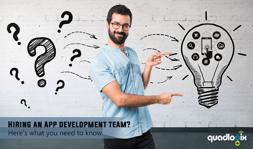 Steps To Look For While Hiring the Perfect Mobile App Development Team