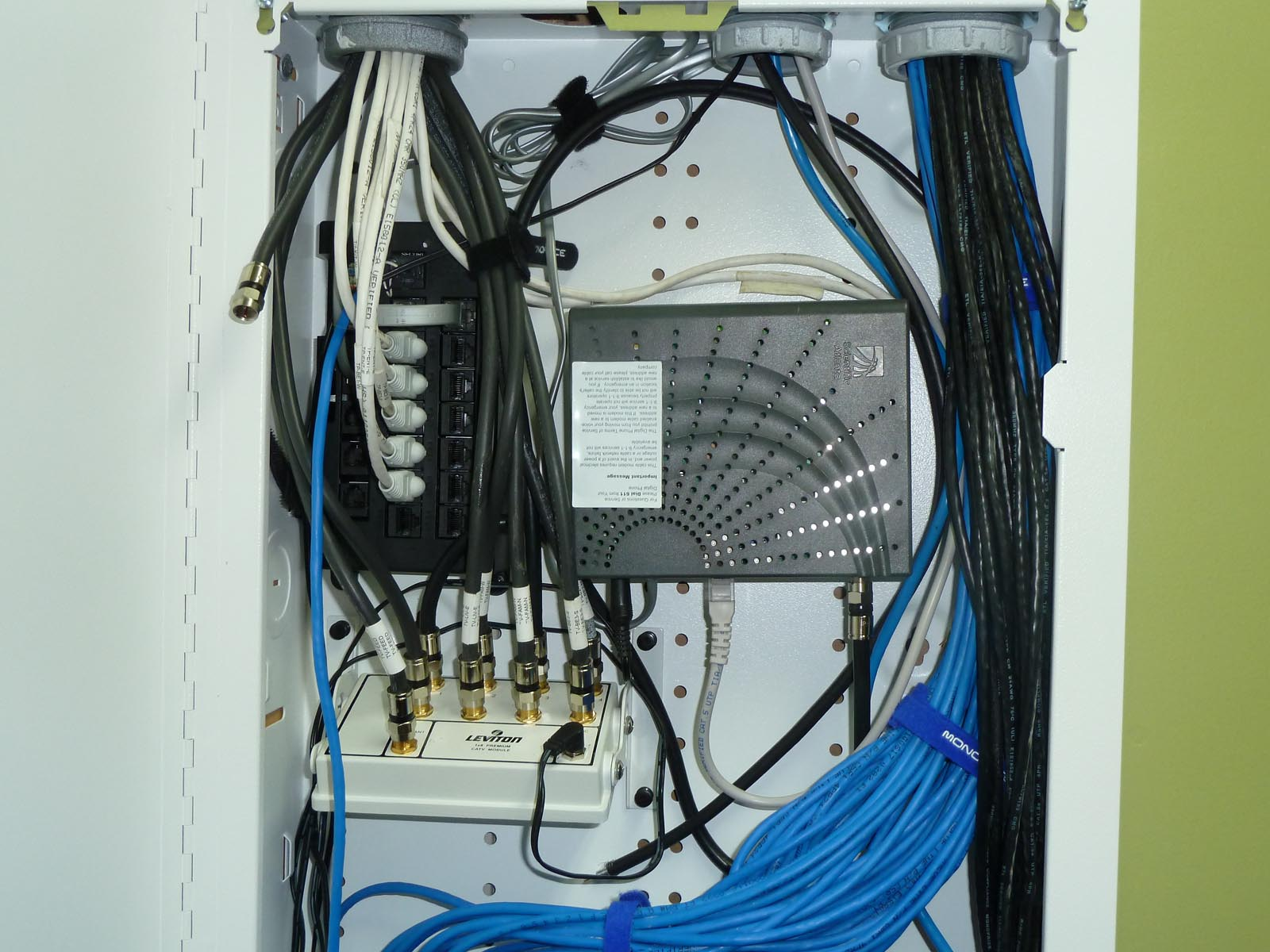 structured media panel diagram winch wiring for atv leviton home network cabinet  cabinets matttroy