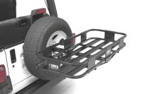 Surco SJ4319 - Surco Spare Tire Rack for Jeep Vehicles ...