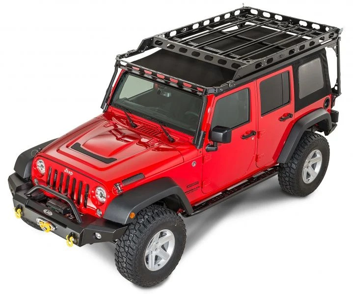 Jeep Jk Interior Cargo Rack, Jeep, Free Engine Image For