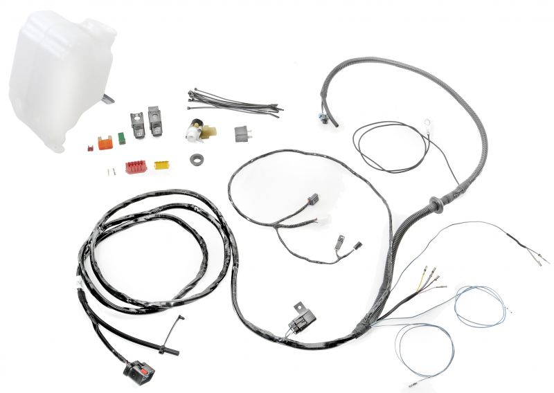 Jeep Wrangler Tj Hardtop Wiring Kit For, Jeep, Free Engine