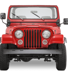 cj jeep engine diagram wiring diagram features 1940 1986 jeep mb cj5 cj7 replacement [ 1008 x 909 Pixel ]