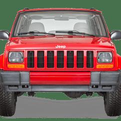 2000 Jeep Wrangler Parts Diagram Dodge Nitro Radio Wiring Oem Replacement | Quadratec