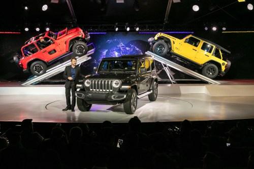 small resolution of 2018 jeep wrangler jl walkaround