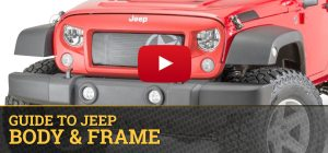 Jeep Body & Frame | Quadratec  Free Shipping