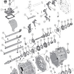 Badlands Atv Winch Wiring Diagram 2002 Nissan X Trail Stereo Aisin Ax15 Replacement Parts 88-99 | Quadratec