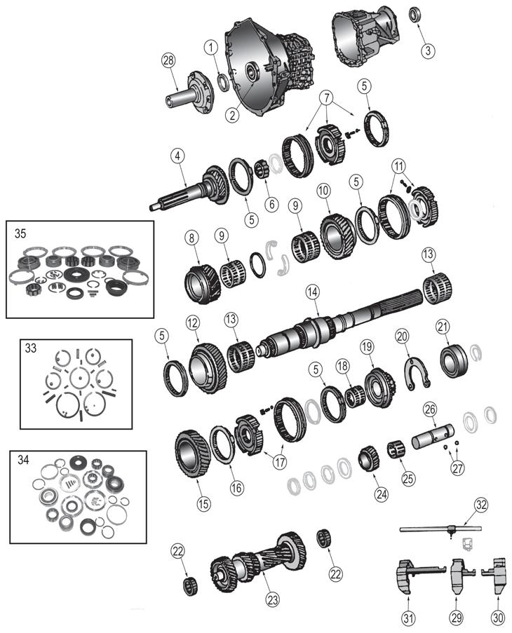Nv3550 Replacement Parts 00 04 Quadratec
