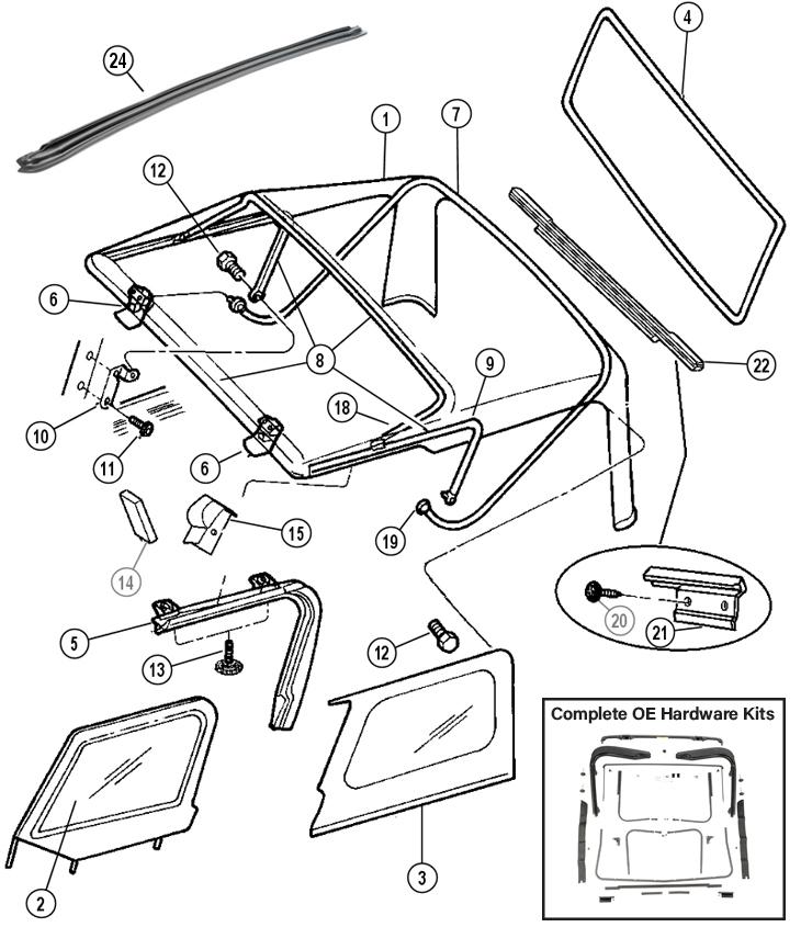[DIAGRAM] Jeep Wrangler Tj Steering Column Diagram FULL
