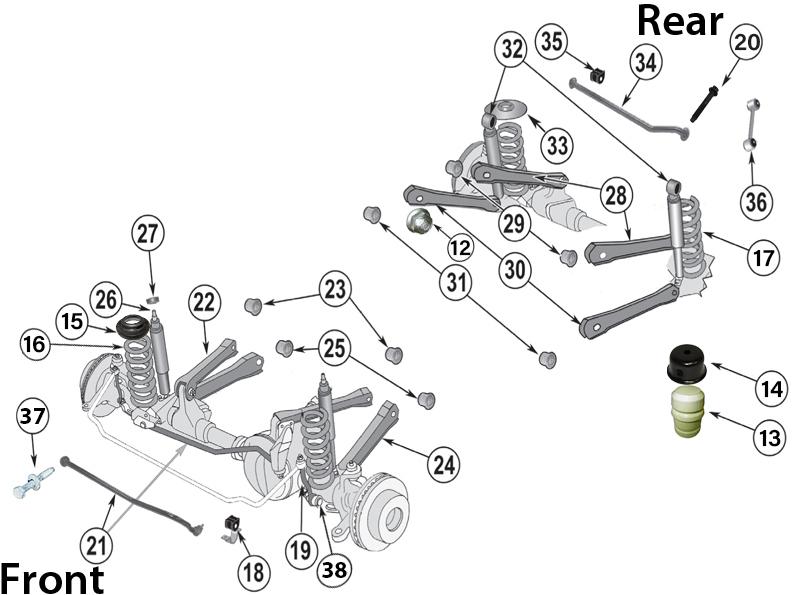 Jeep Wrangler Tj Parts Diagram, Jeep, Free Engine Image
