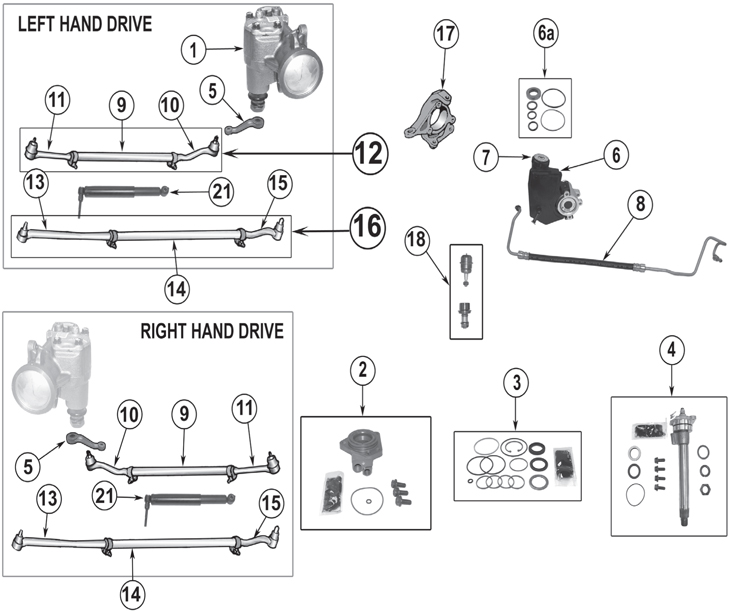 2006 jeep commander fuse box diagram vw mk4 headlight switch wiring grand cherokee wj steering parts ('99-'04)   quadratec