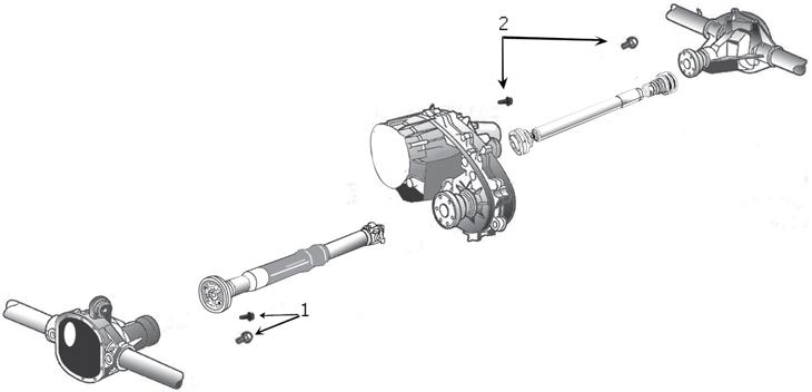 Jeep Driveshaft Parts Diagram. Jeep. Auto Wiring Diagram