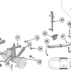 2002 Jeep Liberty Parts Diagram How To Draw A Cell Cherokee Xj Suspension ('84-'01) | Quadratec