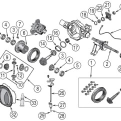 Jeep Front End Parts Diagram 1966 Ford Mustang Headlight Wiring Commander Xk Chrysler 8-1/4