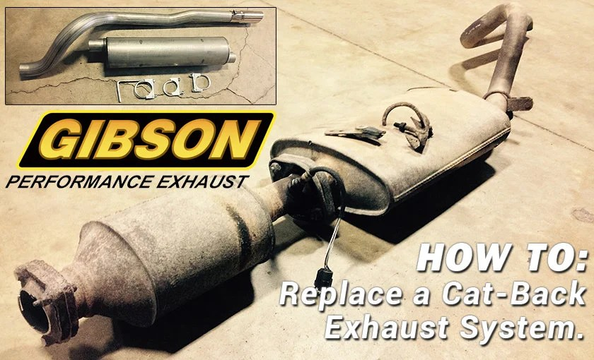 jeep cherokee cat back exhaust system