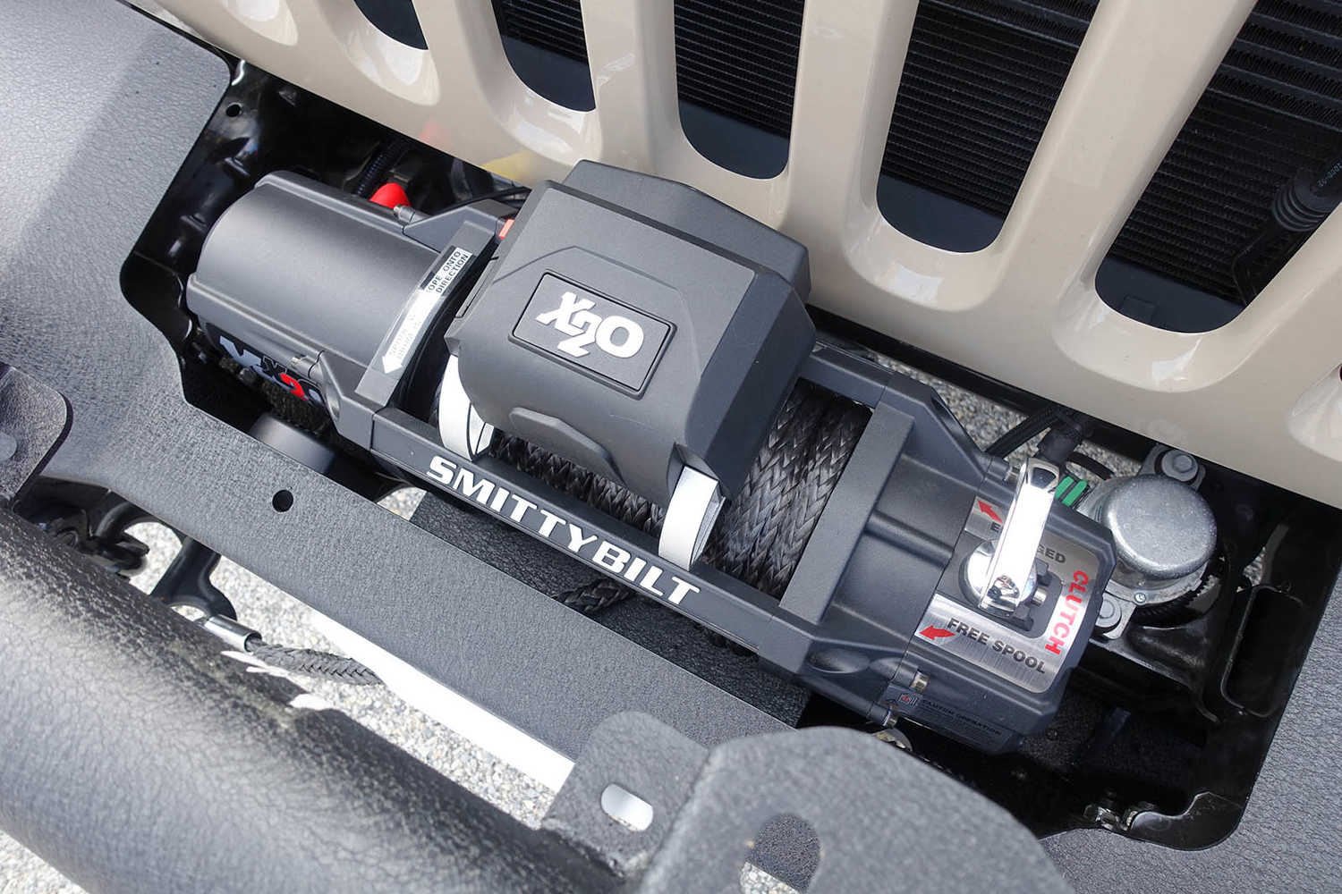 hight resolution of installation instructions x2o winches customer submitted photos
