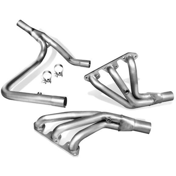Borla® 17251 XR-1® Stainless Steel Long Tube Headers for